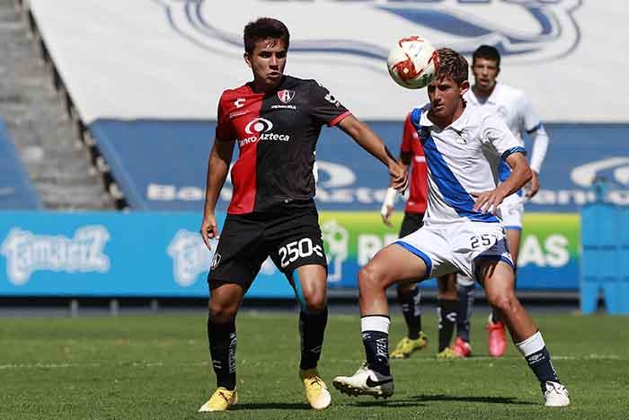 Puebla se aproxima da final da Liga MX Sub-17