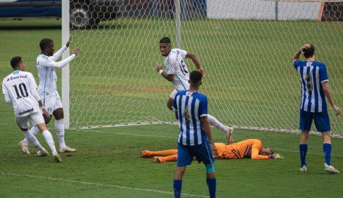 Não há clube 100% na segunda fase do Brasileiro de Aspirantes