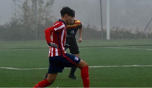 Atlético Madrid aplica goleada e segue invicto no Espanhol Sub-19