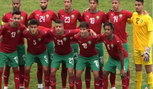 Marrocos se qualifica para a Copa das Nações Africanas Sub-20