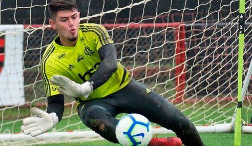 Flamengo acerta empréstimo de goleiro ao Cianorte