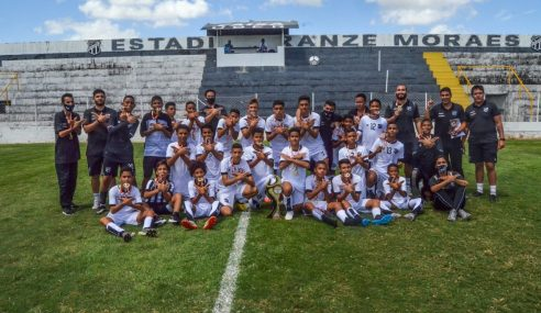 Ceará sagra-se campeão da Copa Seromo Sub-13