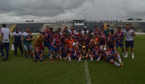 Fortaleza conquista título da Copa Seromo Sub-15 de forma invicta