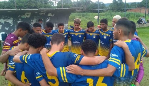 Definidas as semifinais do Tocantinense Sub-15