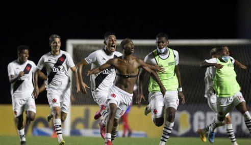 Leia declarações de jogadores vascaínos após o título da Copa do Brasil Sub-20