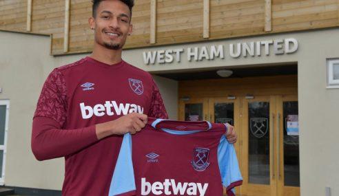 West Ham-ING apresenta zagueiro dinamarquês de 21 anos