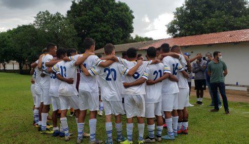 Definidos os semifinalistas do Tocantinense Sub-17