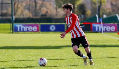 Brentford-ING contrata jovem atacante que pertencia ao Manchester United-ING