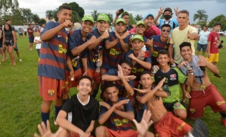 São Paulinho sagra-se campeão tocantinense sub-17