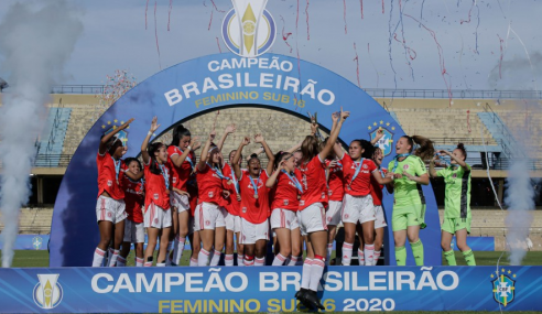 CBF divulga calendário das competições femininas de base para 2021