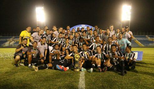 Federação Cearense divulga tabela do Estadual Sub-20 de 2020