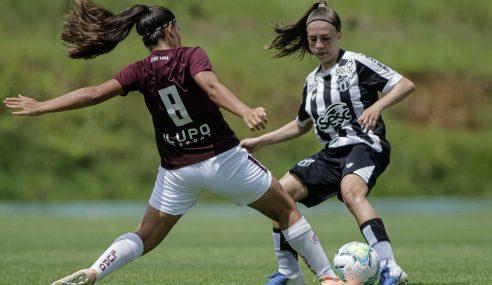 Ferroviária goleia Ceará e vence a primeira no Brasileirão Feminino Sub-18