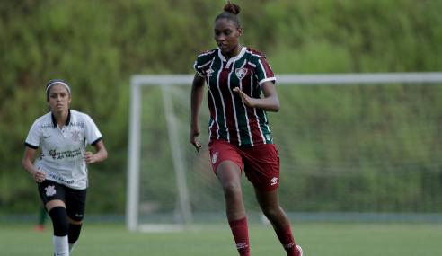 Com gol relâmpago, Fluminense derrota Corinthians pelo Brasileirão Feminino Sub-18