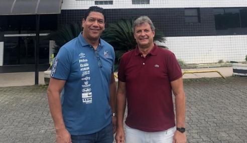 Santos demite coordenador das categorias de base