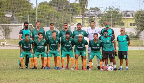 Floresta bate Juazeiro e está na final do Cearense Sub-17