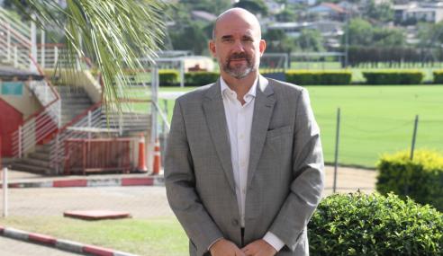 Internacional anuncia novo diretor geral das categorias de base