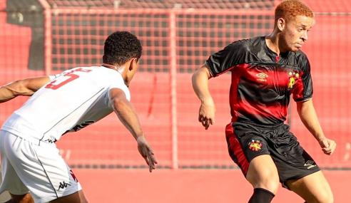 Sport assina contratos profissionais com dois jovens do sub-20
