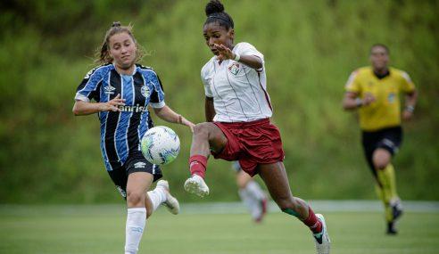 Fluminense vence Grêmio na primeira rodada do Brasileirão Feminino Sub-18