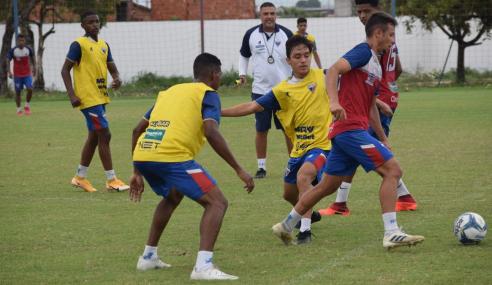 Sub-20 do Fortaleza inicia pré-temporada visando competições nacionais