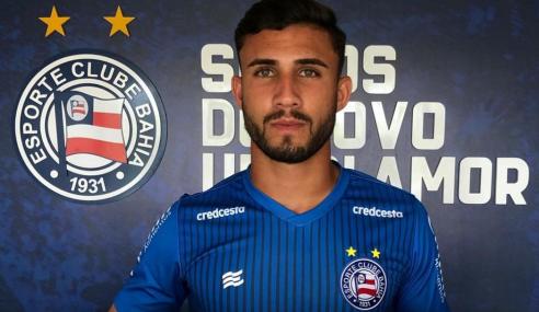 Bahia contrata zagueiro do Atlético-MG por empréstimo
