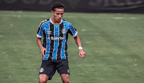 Grêmio cede oito atletas da base a clubes do Rio Grande do Sul