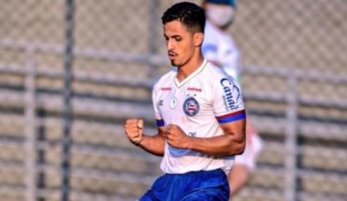Bahia renova contrato do lateral-esquerdo Hélio Júnior
