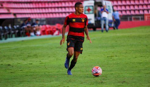 Sport vence clássico diante do Náutico e garante primeiro lugar no Pernambucano Sub-17