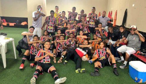Santa Cruz acaba com invencibilidade do Sport no Pernambucano Sub-15