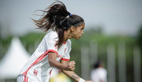 Atual campeão, Internacional bate Palmeiras e estreia com vitória no Brasileirão Feminino Sub-18
