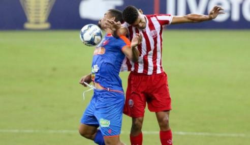Campeão da Copa do Nordeste Sub-20, zagueiro não renova e deixa o Náutico