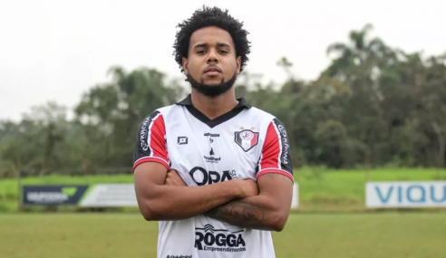 Joinville anuncia contratação de Jaques em definitivo