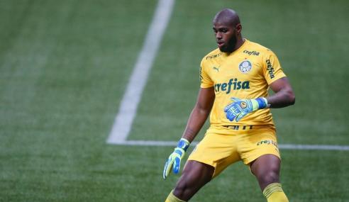 Bahia contrata goleiro Leandro, ex-Palmeiras