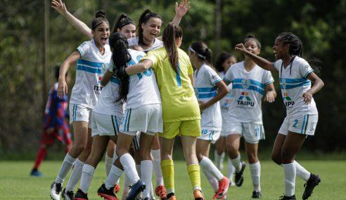 Em jogo com duas viradas, Foz Cataratas supera São Francisco-BA pelo Brasileirão Feminino Sub-18