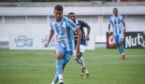 Cruzeiro encaminha contratação de atacante do Paysandu