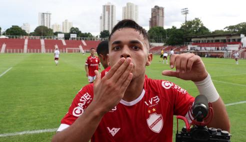 Vila Nova derruba vantagem,  bate Fluminense e avança à final do Brasileirão de Aspirantes