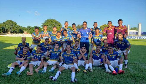 Pênaltis definem finalistas do Tocantinense Sub-17