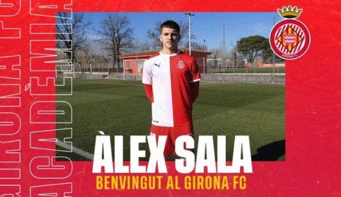 Girona-ESP traz jogador que pertencia ao Barcelona-ESP