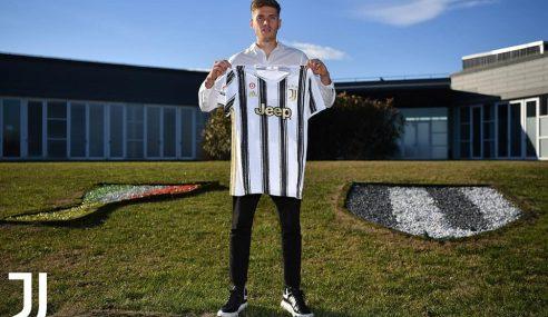 Juventus-ITA apresenta jovem zagueiro que pertencia ao Pro Vercelli-ITA