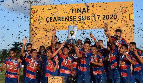 Fortaleza sagra-se campeão cearense sub-17