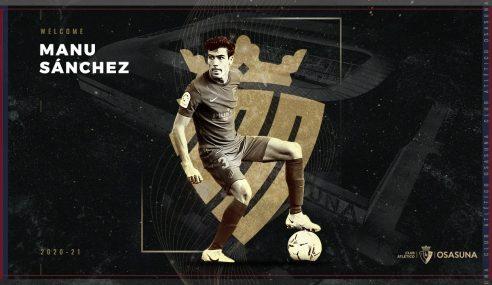 Atlético de Madrid-ESP cede lateral ao Osasuna-ESP