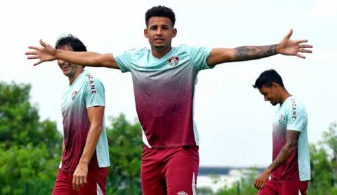 Felippe Cardoso é liberado pelo Fluminense