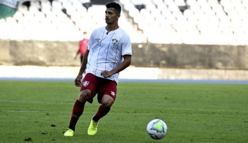 Mais um lateral do Fluminense é emprestado ao Boavista