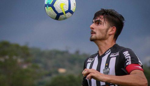 Confiança anuncia contratação de zagueiro do Atlético-MG