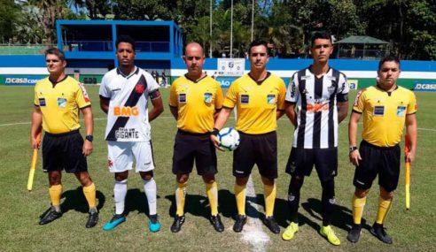 Vasco leva vantagem sobre o Atlético-MG em duelos pela categoria sub-20