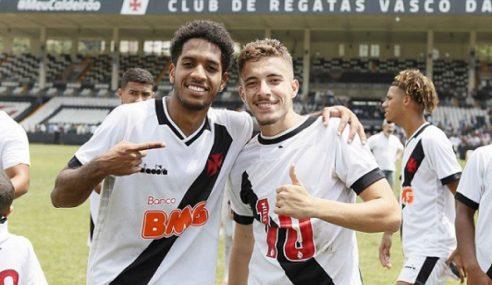 Vasco tem reforços para a Supercopa do Brasil Sub-20