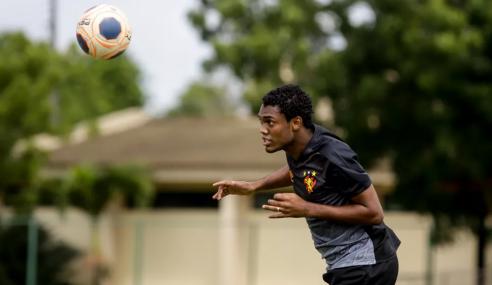 Sport acerta ida de revelação da base ao Figueirense