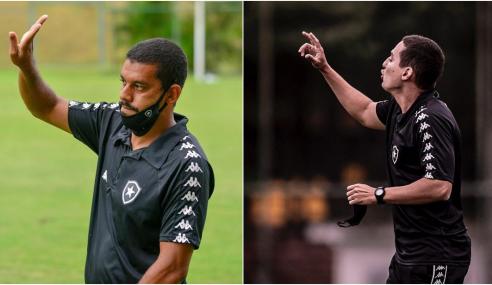 Botafogo faz mudanças nas comissões técnicas das equipes sub-15 e sub-17