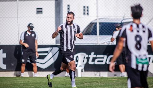 Ceará faz 12 a 0, Fortaleza vence e semifinais do Cearense Sub-20 são definidas