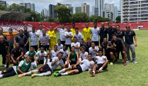 Sport e Retrô são os finalistas do Pernambucano Sub-15