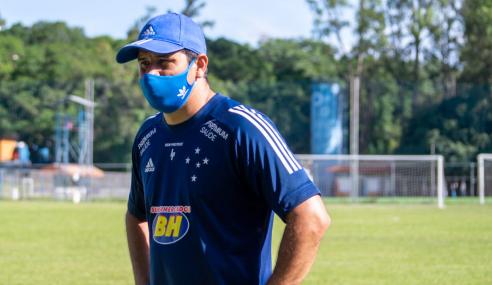 Cruzeiro demite técnico do time sub-17
